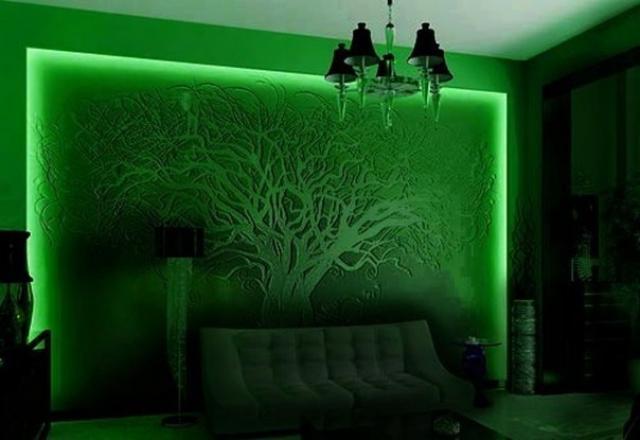 декоративная подсветка стен и фотообои нашем интернет-магазине представлены